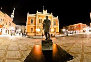 Novi Sad Serbia - What to see and do in the second largest Serbian city - Vladicanski Dvor