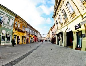 Novi Sad Serbia - What to see and do in the second largest Serbian city - Dunavska Street