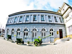 Novi Sad Serbia - What to see and do in the second largest Serbian city - Museum of Vojvodina
