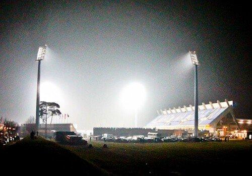 NK Osijek - Matchday Experience - Stadion Gradski vrt / Stadium - Location