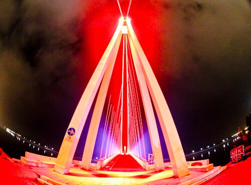 Things to do in Osijek - Osijek Pedestrian Bridge