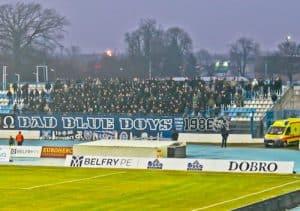 NK Osijek - Matchday Experience - Stadion Gradski vrt / Stadium - Bad Blue Boys