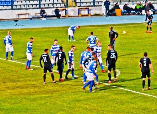 NK Osijek - Matchday Experience - Stadion Gradski vrt / Stadium - NK Osijek vs Dinamo Zagreb