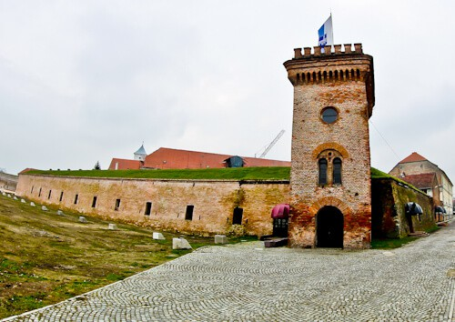 Things to do in Osijek - Osijek Fortress