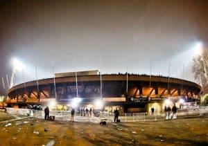 Partizan Belgrade Stadium - Matchday Experience - Location