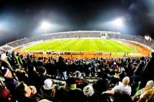 Partizan Belgrade Stadium - Matchday Experience - Partizan Stadium