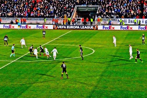 Partizan Belgrade Stadium - Matchday Experience - Visiting Team