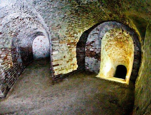 Petrovaradin Fortress and Underground Tunnels, Novi Sad, Serbia - Underground Tunnels