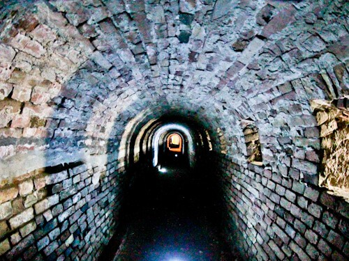 Petrovaradin Fortress and Underground Tunnels, Novi Sad, Serbia - Underground Tunnel network
