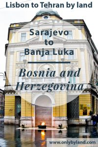 Sarajevo, Bosnia and Herzegovina. Things to do in the Bosnian capital city