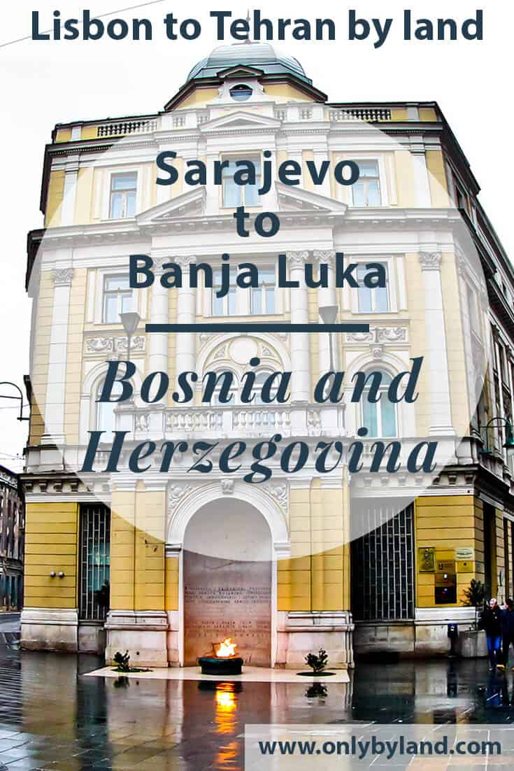 What to see in Sarajevo, Bosnia and Herzegovina