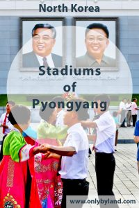 Pyongyang Stadiums - A visit to the stadiums of Pyongyang North Korea including the largest stadium in the world.