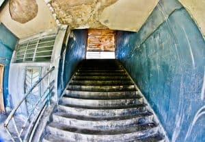 Plovdiv Abandoned Stadium Tour, Bulgaria - How to Enter