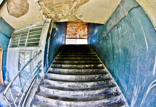Plovdiv Abandoned Stadium Tour, Bulgaria - How to Enter
