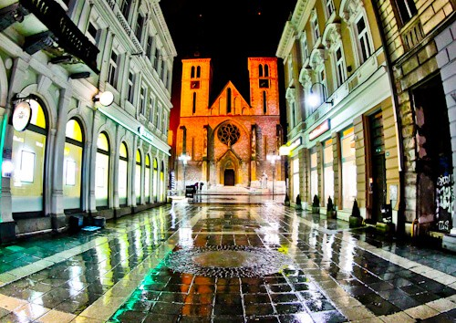 Sarajevo - What to see in Sarajevo, Bosnia and Herzegovina - Sacred Heart Cathedral
