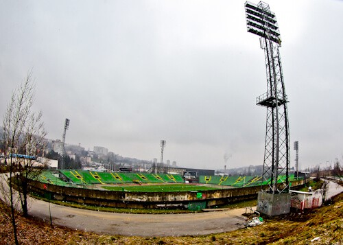 Sarajevo - What to see in Sarajevo, Bosnia and Herzegovina - Olympic Stadium