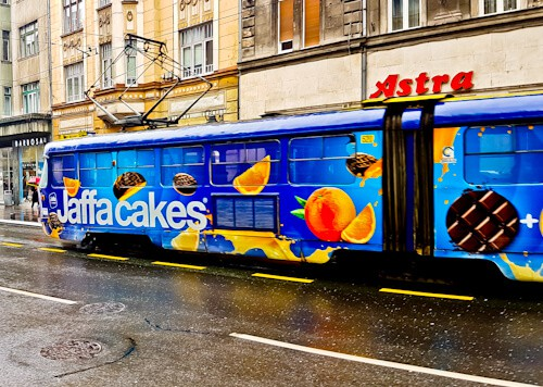 Sarajevo - What to see in Sarajevo, Bosnia and Herzegovina - Tram Spotting