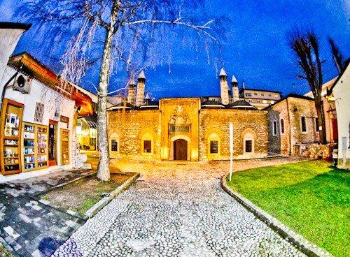 Sarajevo - What to see in Sarajevo, Bosnia and Herzegovina - Museums of Sarajevo - Gazi Husrev-beg Museum
