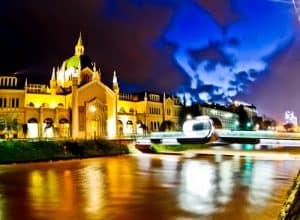 Sarajevo - Things to do in Sarajevo, Bosnia and Herzegovina - Festina Lente Bridge