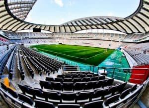 Seoul World Cup Stadium Tour - South Korea - Stadium
