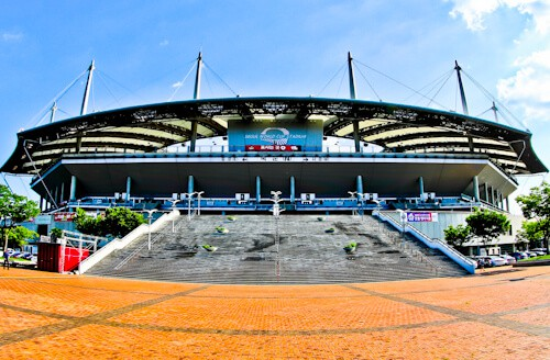 Seoul World Cup Stadium Tour - South Korea - Location