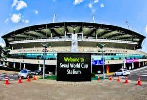 Seoul World Cup Stadium Tour - South Korea