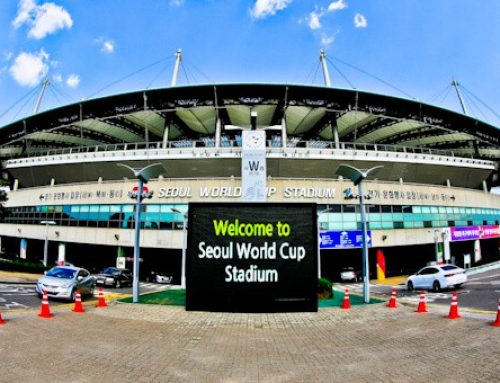 Seoul World Cup Stadium Tour