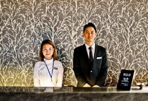 Snow Hotel - Instagram Worthy Seoul Hotels - Check In and Reception / Lobby