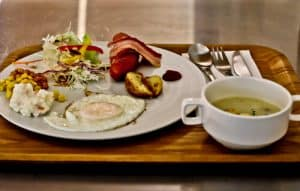Snow Hotel - Instagram Worthy Seoul Hotels - Complimentary Breakfast