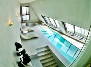 Snow Hotel - Instagram Worthy Seoul Hotels - Spa and Pool Penthouse