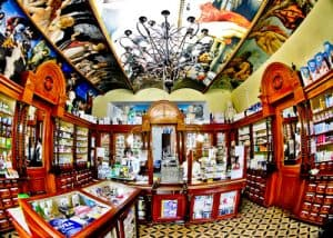 Things to do in Sremski Karlovci - Old Pharmacy with frescoes