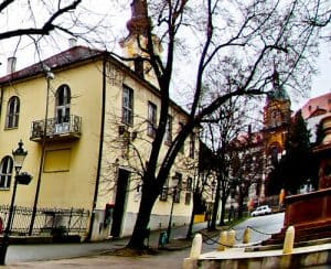 Things to do in Sremski Karlovci - Four Lions Fountain