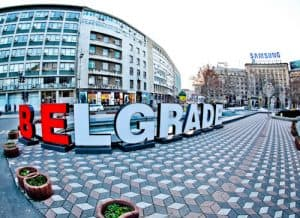 Things to do in Belgrade, Republic Square and
