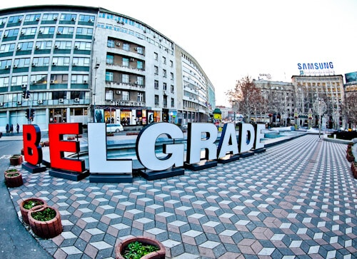 Things to do in Belgrade, Republic Square and Knez Mihailova Street