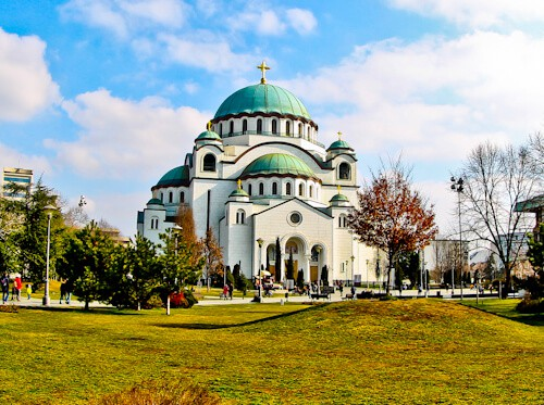 Things to do in Belgrade, Serbia - Temple of Saint Sava
