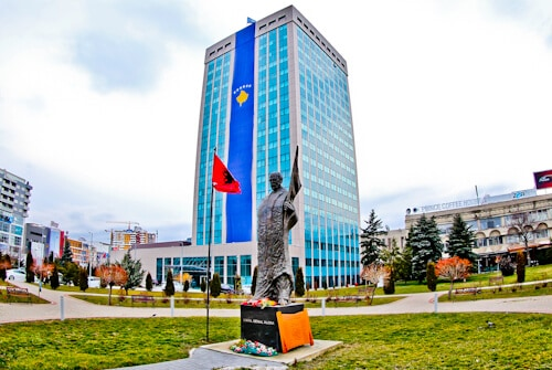 Things to do in Pristina Kosovo - Public Services Ministry