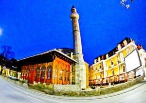 Things to do in Pristina Kosovo - Jashar Pasha's Mosque / Kosovo Museum