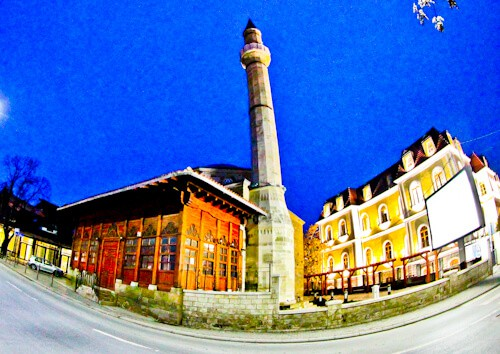 Things to do in Pristina Kosovo - Jashar Pasha Mosque / Kosovo Museum