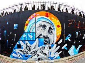 Things to do in Pristina Kosovo - Street Art in Pristina