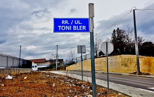 Things to do in Pristina Kosovo - Culture Trip Kosovo - Tony Blair Street