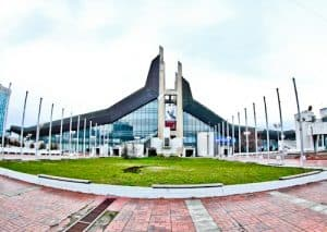 Things to do in Pristina Kosovo - Youth and Sports Center