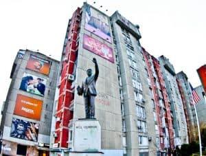 Things to do in Pristina Kosovo - Culture Trip Kosovo - Bill Clinton Statue