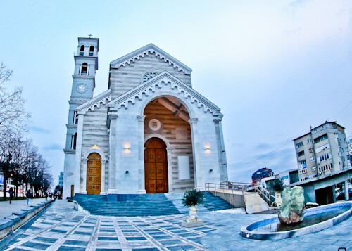 Things to do in Pristina Kosovo - Cathedral of Saint Mother Teresa