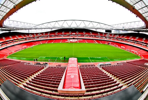 Arsenal Stadium Tour - What is it like to tour Emirates Stadium and Arsenal museum? - Emirates stadium