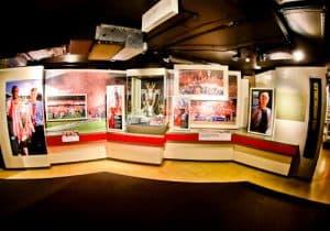 Arsenal Stadium Tour - What is it like to tour Emirates Stadium and Arsenal museum? - Arsenal Museum