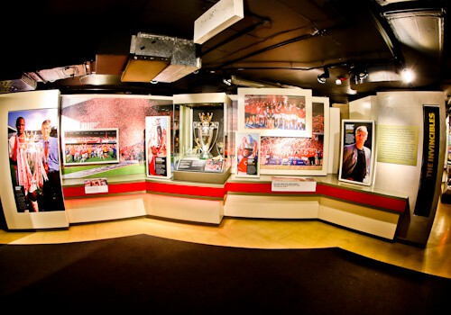 Arsenal Stadium Tour - What is it like to tour Emirates Stadium and Arsenal museum? - Arsenal Museum