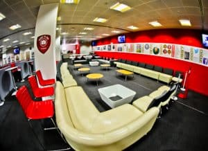 Arsenal Stadium Tour - What is it like to tour Emirates Stadium and Arsenal museum? - Media Lounge