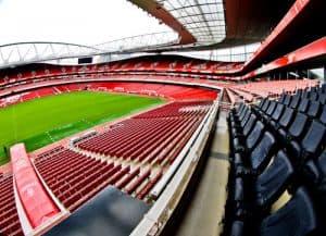Arsenal Stadium Tour - What is it like to tour Emirates Stadium and Arsenal museum? - Directors box