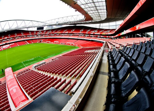 Arsenal Stadium Tour - What is it like to tour Emirates Stadium and Arsenal museum? - Directors box