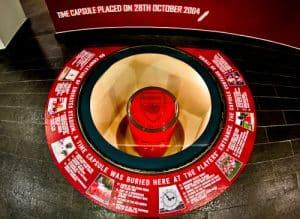 Arsenal Stadium Tour - What is it like to tour Emirates Stadium and Arsenal museum? - Highbury TIme Capsule
